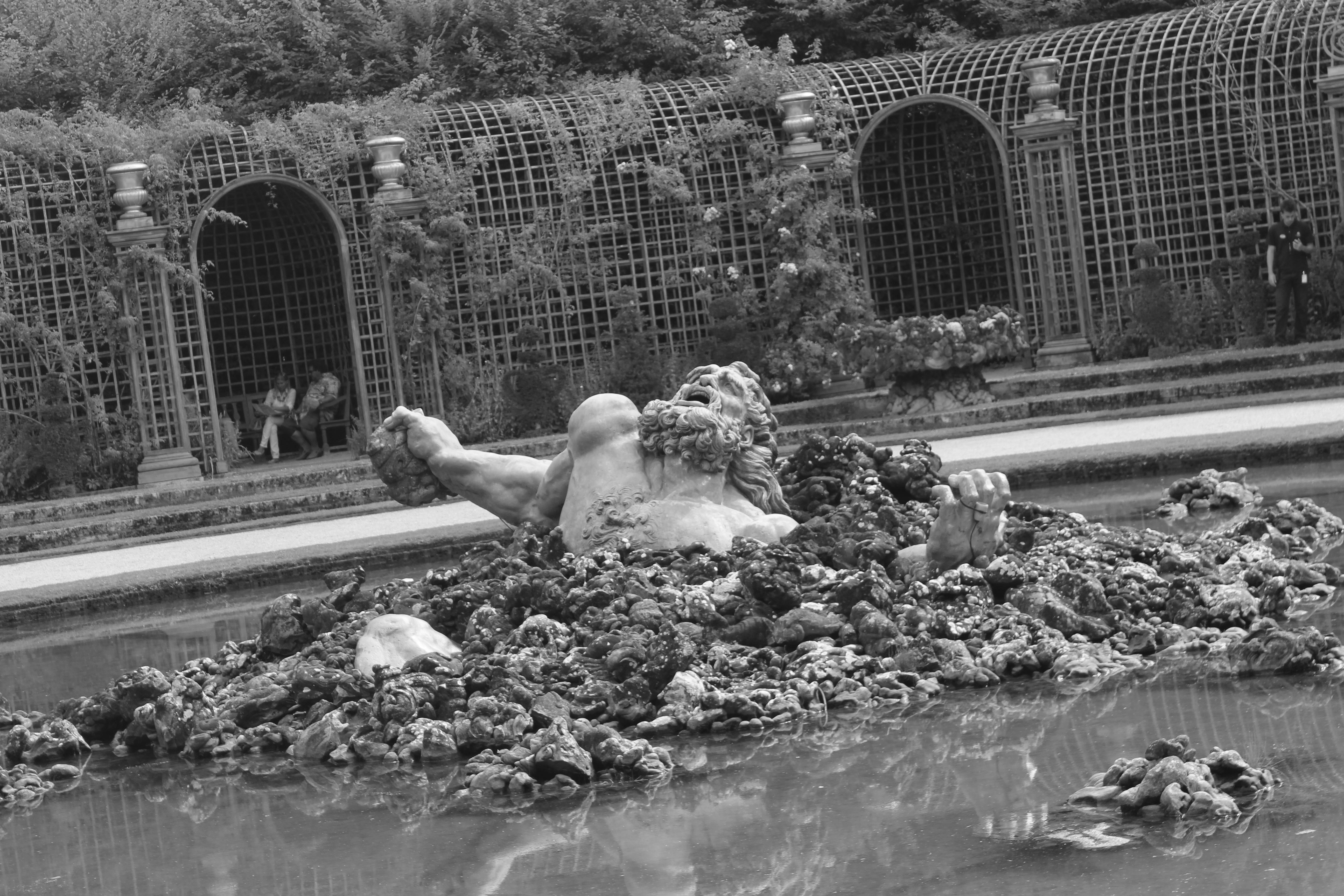 Versailles for Visite jardin versailles