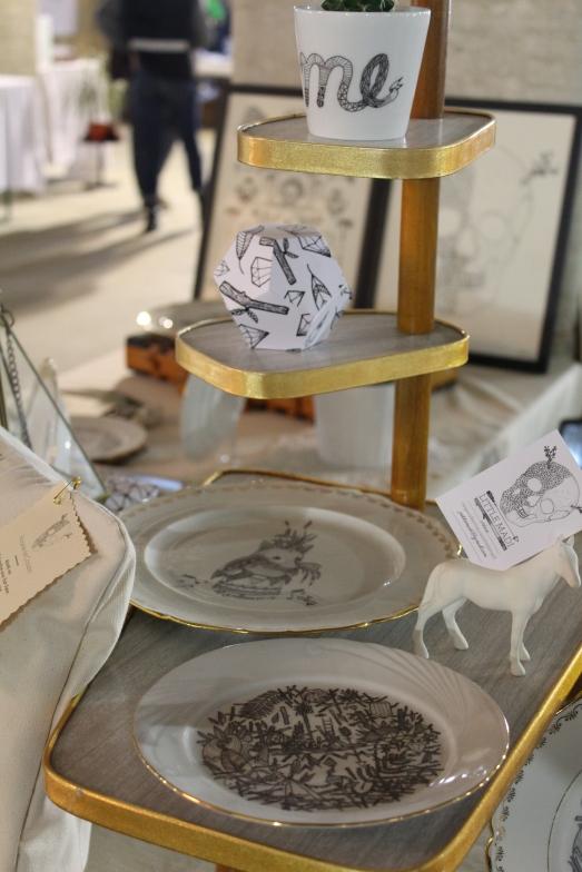 christmas-market-marché-noel-créateur-little-madi-peinture-porcelaine-vaisselle