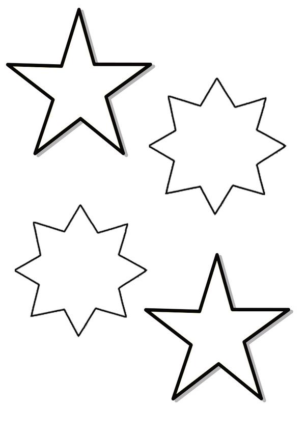 DIY : la guirlande étoile, un rideau de noël avec 2 bouts de laine ...