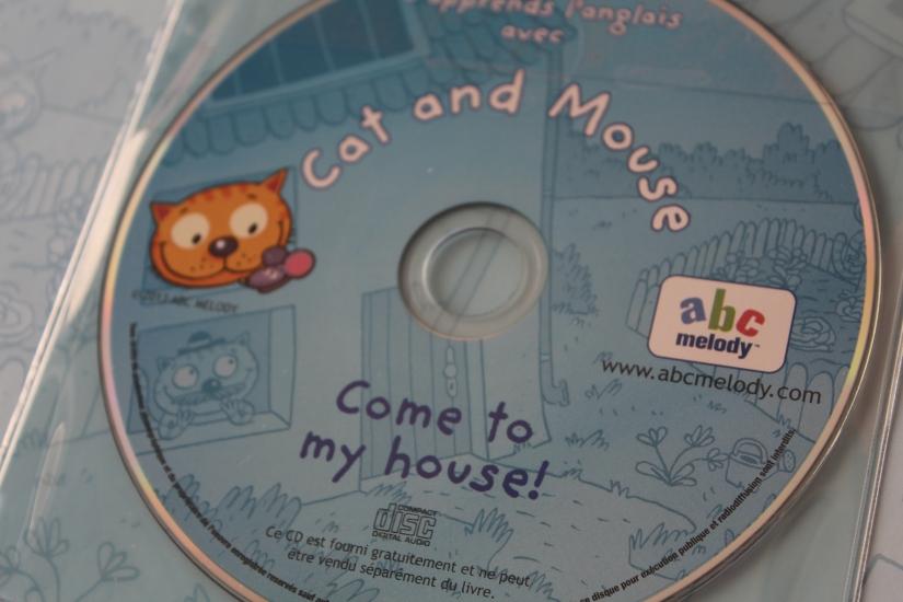 cat-and-mouse-chat-souris-anglais-découverte-éveil-abcmelody-cd-livre-cd-vocabulaire-écoute-sonorité-prononciation
