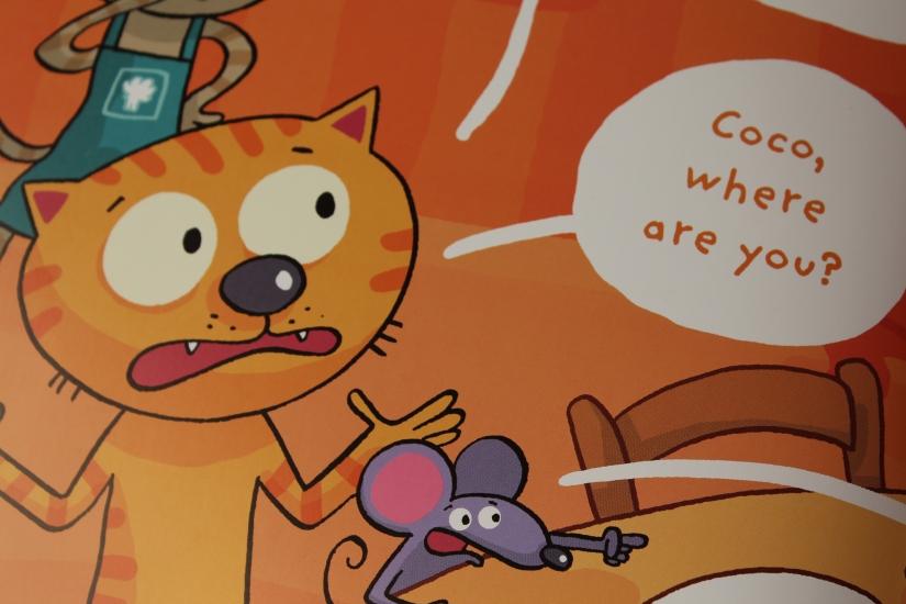 cat-and-mouse-chat-souris-anglais-découverte-éveil-abcmelody-cd-livre-illustration-animaux-couleur-coloré