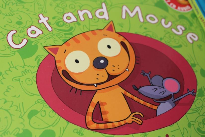cat-and-mouse-chat-souris-anglais-découverte-éveil-abcmelody-cd-livre
