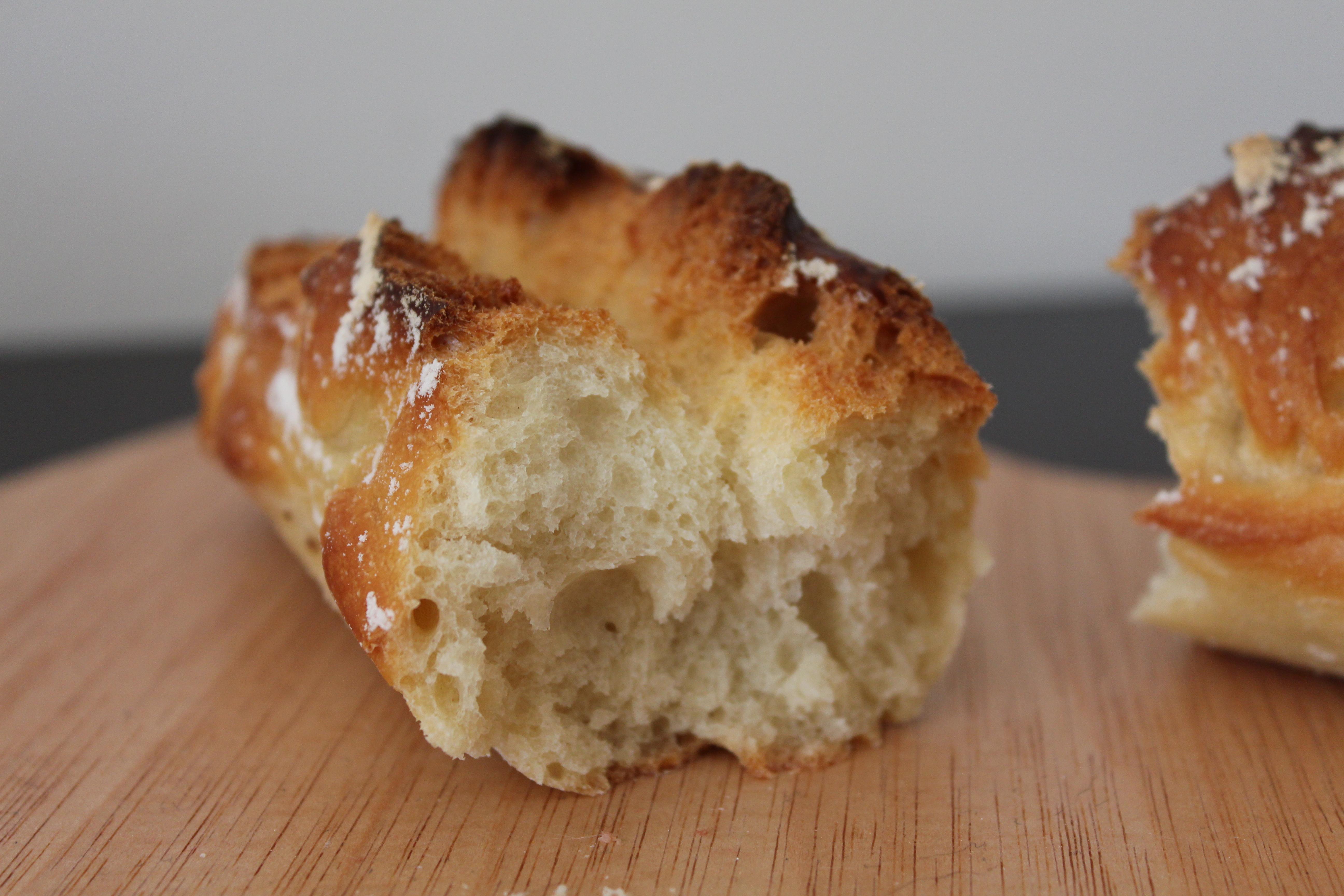 Le pain magique sans machine sans p trir la recette simple comme un jeu d enfant - Pain de mie machine a pain ...