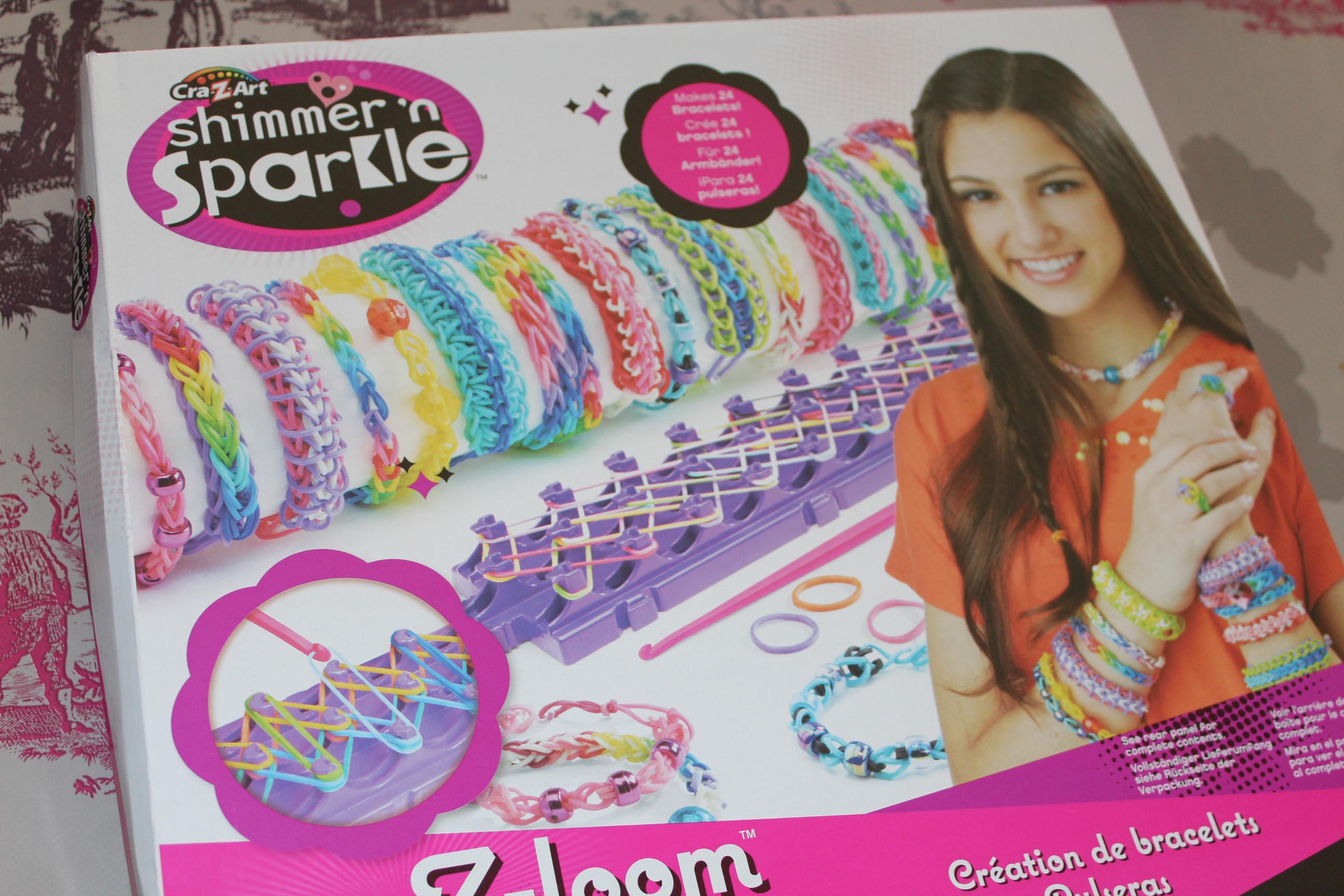 Cra z loom les bracelets lastiques fabriquer soi m me une id e 1000 possibilit s - Comment faire les bracelet elastique ...