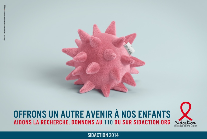 sidaction2014-affiche