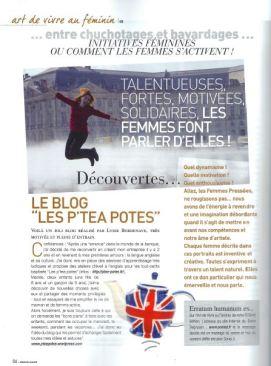 Bordeaux Madame Mai juin 2014