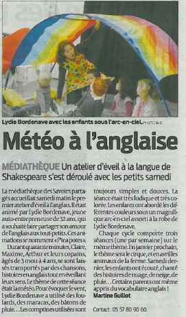 Sud ouest Journal