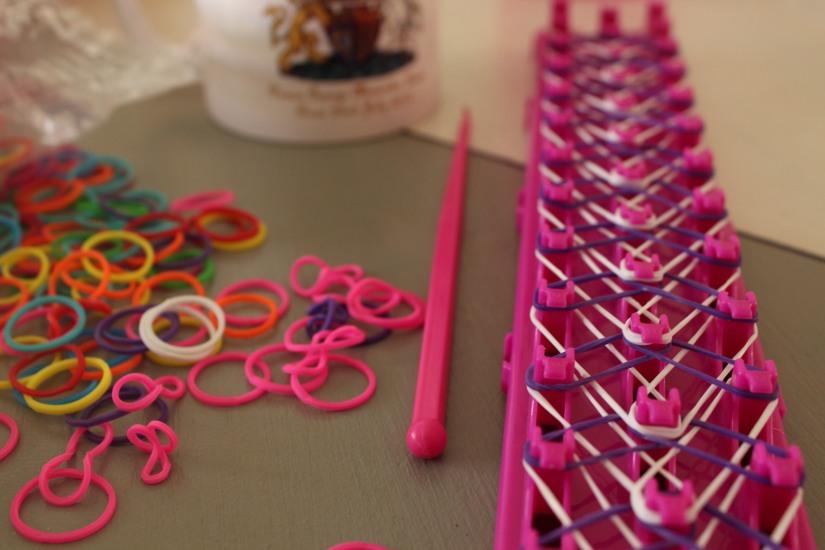 crazloom-bracelet-elastique-model-etoile-star-couleur-main-metier-tisser-kit-rose-nouveau