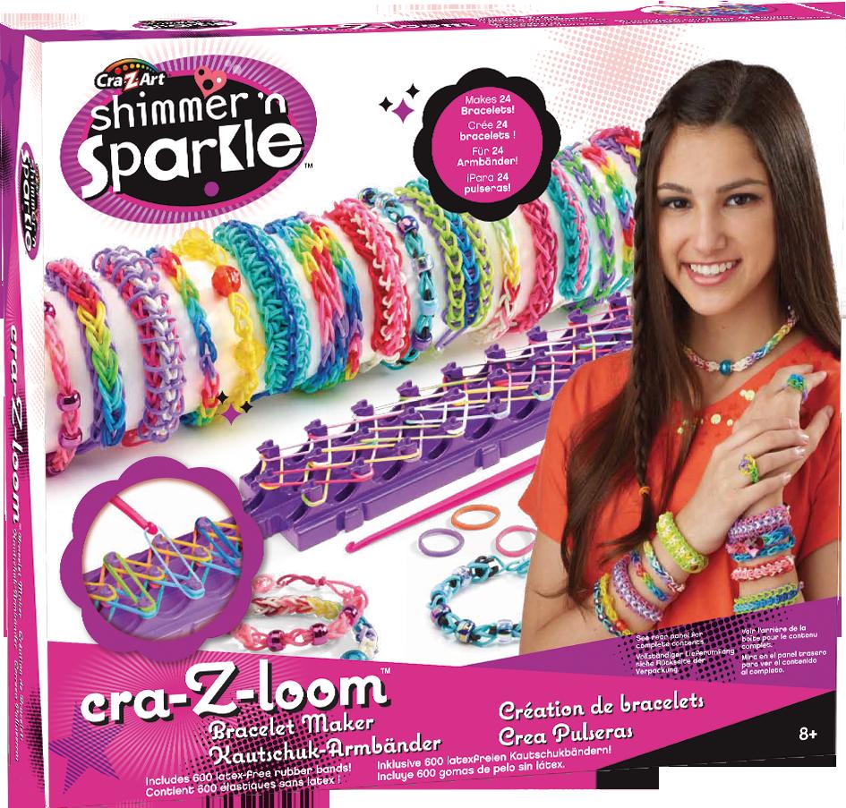 Nos derni res cr ations de bracelets lastiques crazloom - Jeux de fille de violetta ...