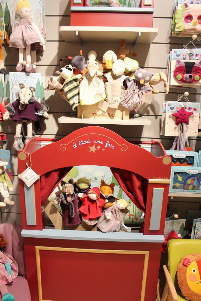Paulin pauline la boutique de jouets moulin roty au for La boutique bordeaux