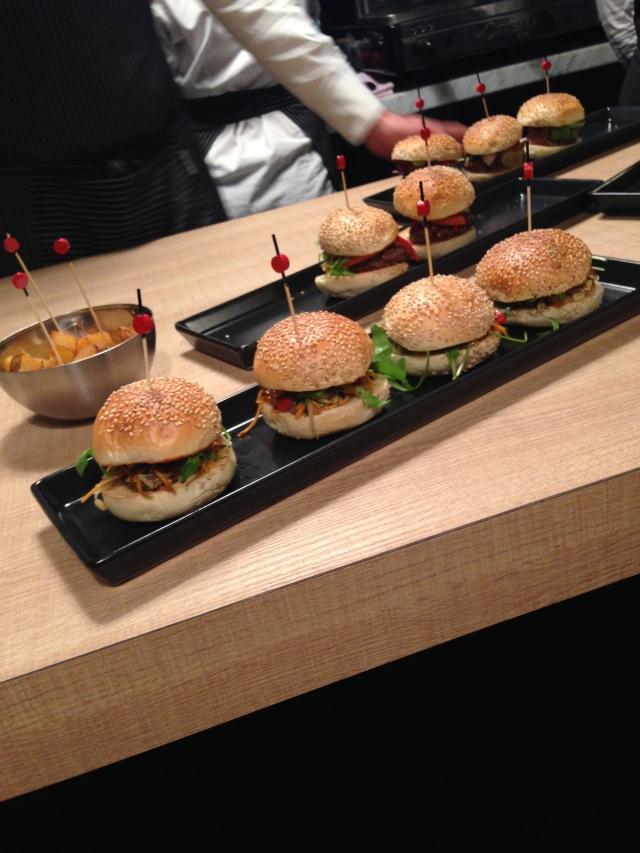 Food les p 39 tea potes - Westkust hamburger bordeaux ...