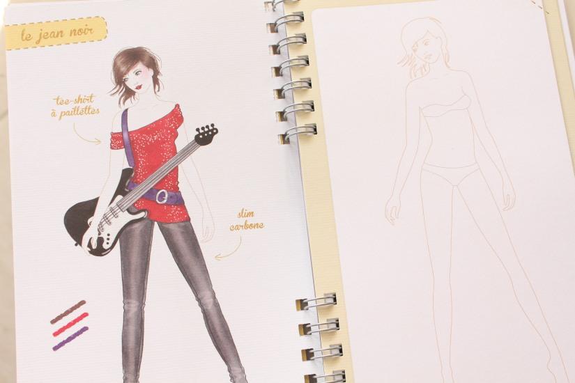 nathan-jeunesse-pochette-stars-modele-styliste-dessin-robe-tenue-enfant-fille-mode-noel-cadeau-anniversaire-musique-guitare-chanteuse
