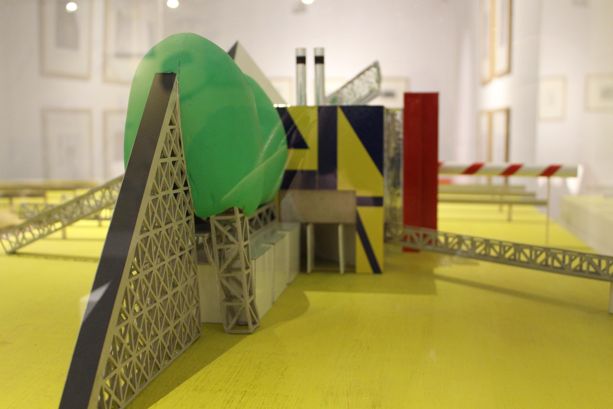 L expo andrea branzi du mus e des arts d coratifs et du for Architecte italien contemporain