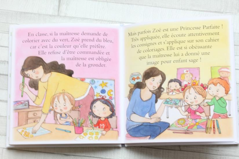 fleurus-super-hugo-livre-album-jeunesse-enfant-betise-sage-garçon-ecole-douleur-turbulent-zoe-princesse-parfaite-dessin