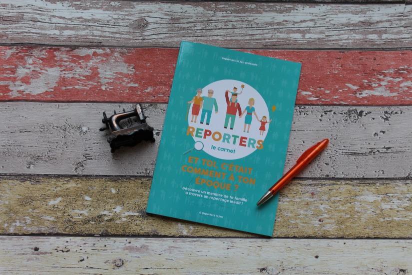 reporters-le-jeu-jouer-carnet-interview-journaliste-enfant-genealigie-passe-enfance-decouverte-ecrire-lire-questions-reponses-pteapotes-lydie