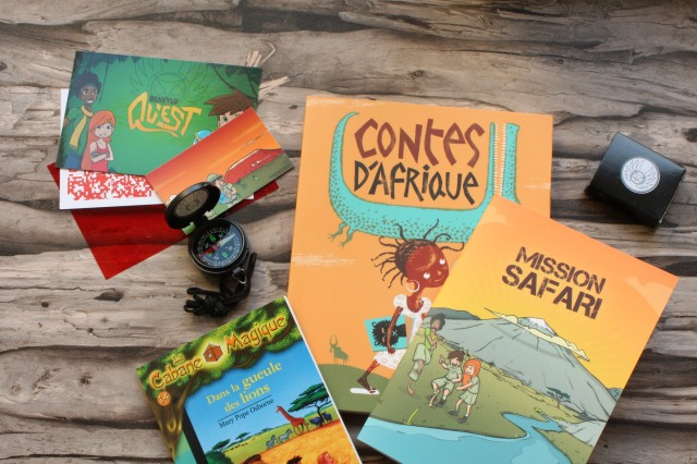 Livres et cd page 7 for Abonnement quest