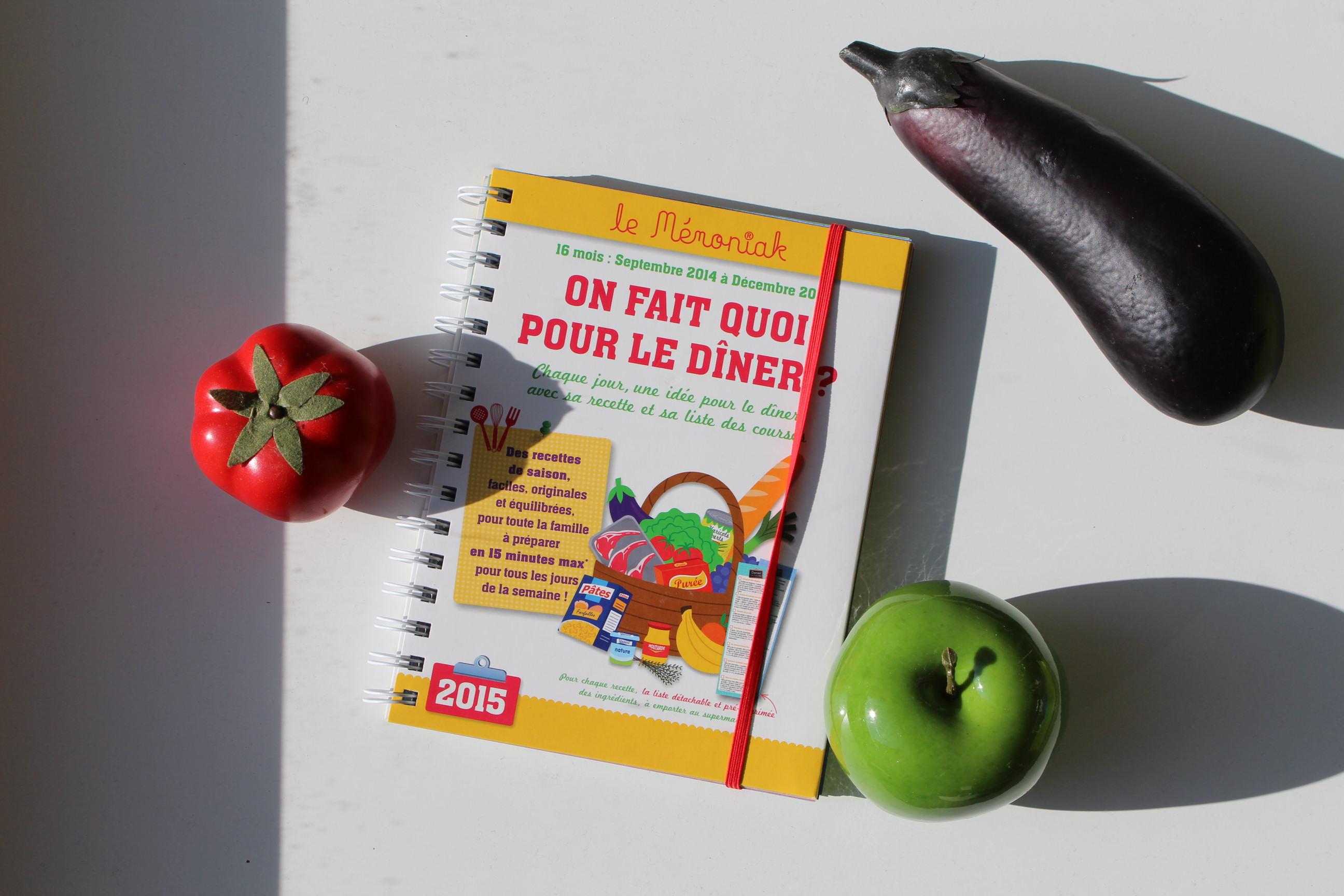 On Fait Quoi Pour Le Diner Et Sa Variante Qu Est Ce Qu On Mange L Agenda Revelation