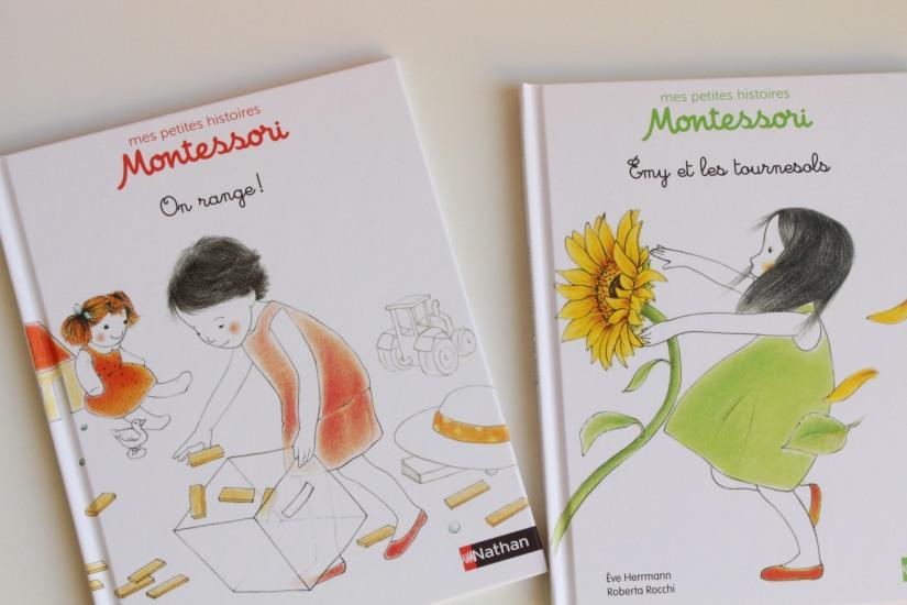 histoire-livre-jeunesse-nathan-montessori-methode-ludique-apprentissage-collection-emy-tournesol-fleur-graine-evolution-nature-rangement-ranger-titres-nouveau