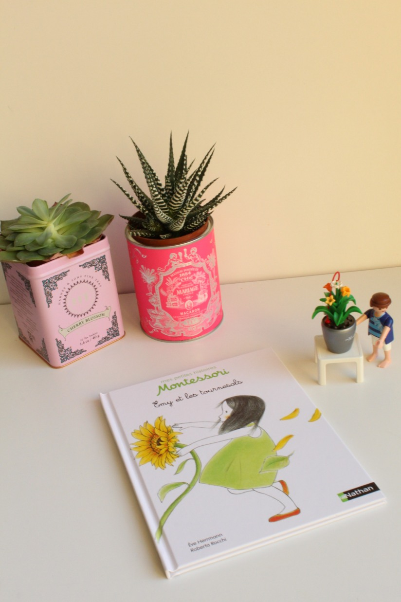 histoire-livre-jeunesse-nathan-montessori-methode-ludique-apprentissage-collection-emy-tournesol-fleur-graine-evolution-nature-rangement-ranger