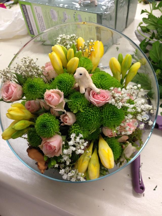 Retour sur le festoiement la truffaut flower party avec for Magasin jardin deco