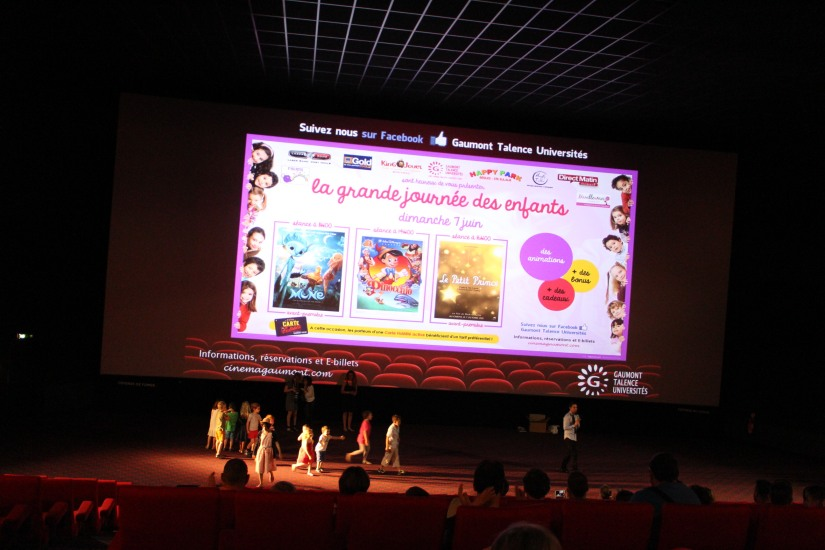 gaumont-cinema-talence-universite-fac-bordeaux-enfant-famille-journee-animation-film-dessin-anime-goodies-jeux-decouverte-sortie-idee-week-end-radio-quizz