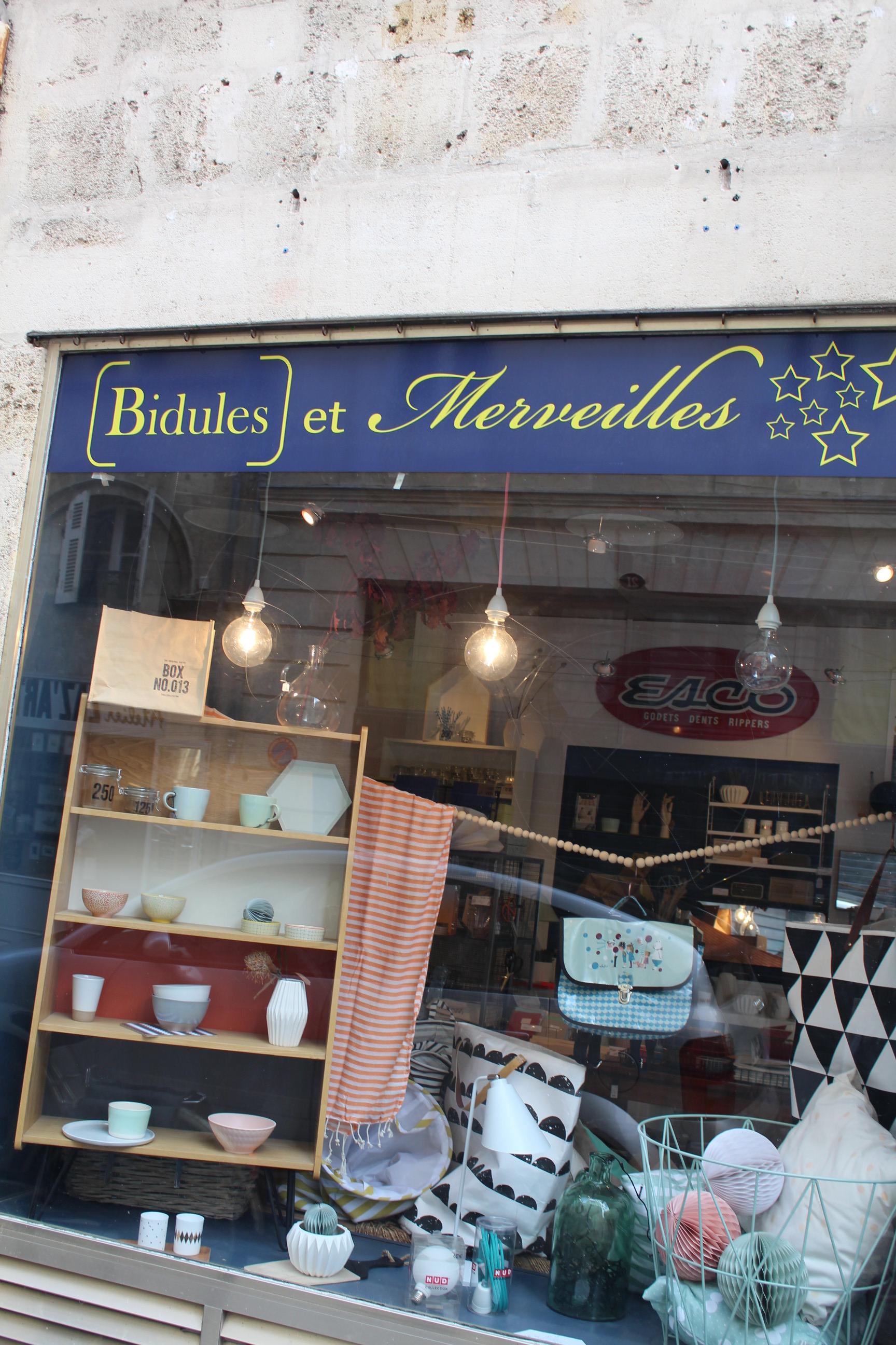 Bidules Et Merveilles La Boutique D Co Tendance Et