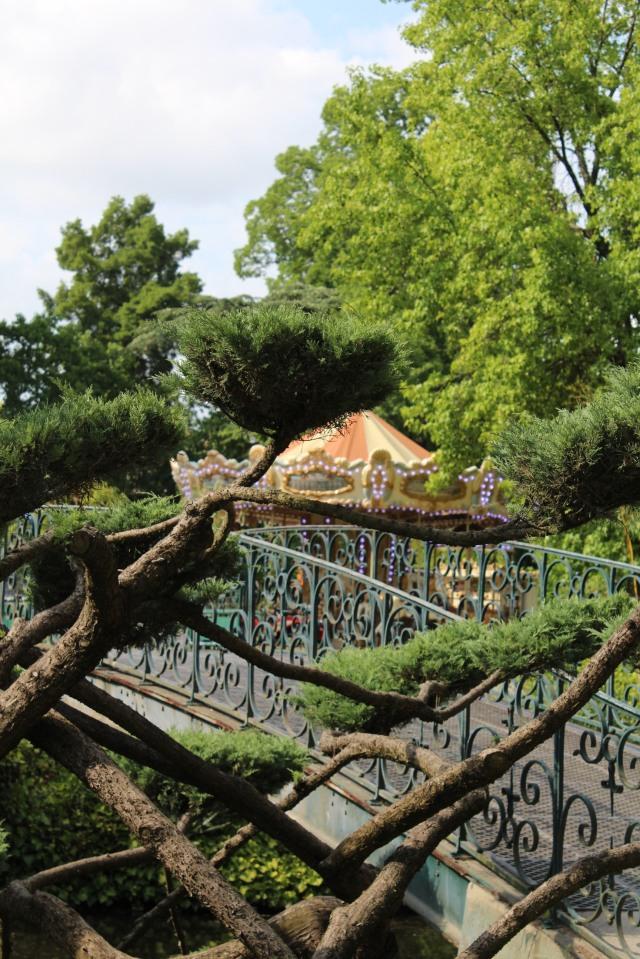 Le jardin public de bordeaux pour les enfants mais pas for Jardin public
