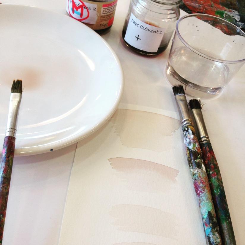 lezard-creatif-bordeaux-pessac-centre-ville-art-peinture-vin-aquarelle-atelier-seance-chateau-pape-clement-merlot-esquisse-tableau-technique-decouverte-degustation-20