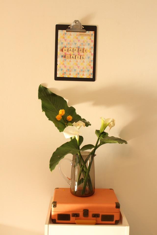 astuce deco facile decoration pas cher papier flow. Black Bedroom Furniture Sets. Home Design Ideas
