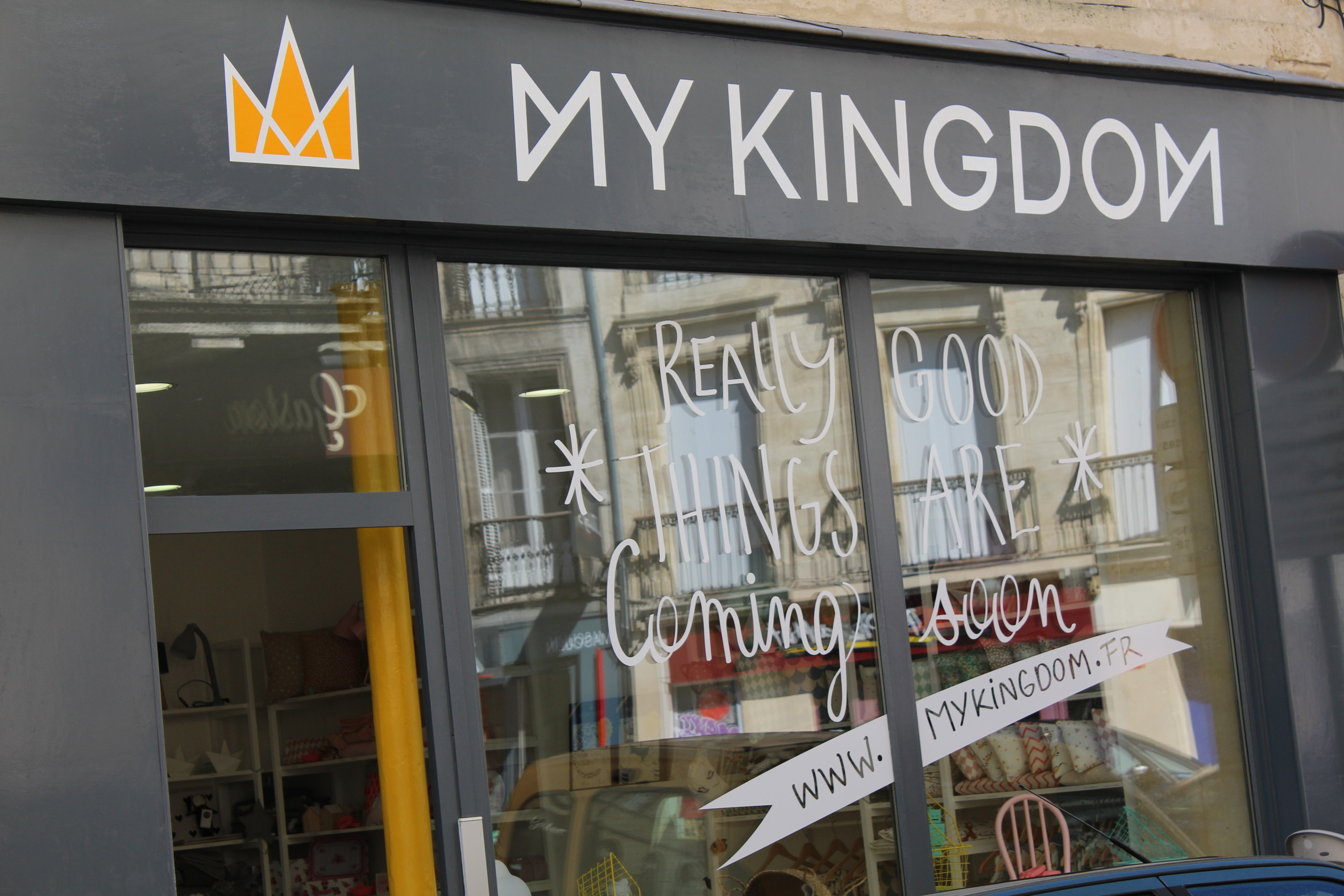 My Kingdom La Jolie Boutique D Co Pour Enfant Bordeaux
