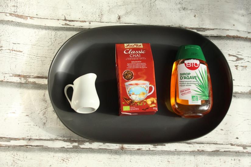 chai-latte-starbucks-maison-yogi-tea-thé-epice-indien-lait-recette-cuisine-hiver-automne-vacances-gouter-sirop-agave-sucre-simple-facile
