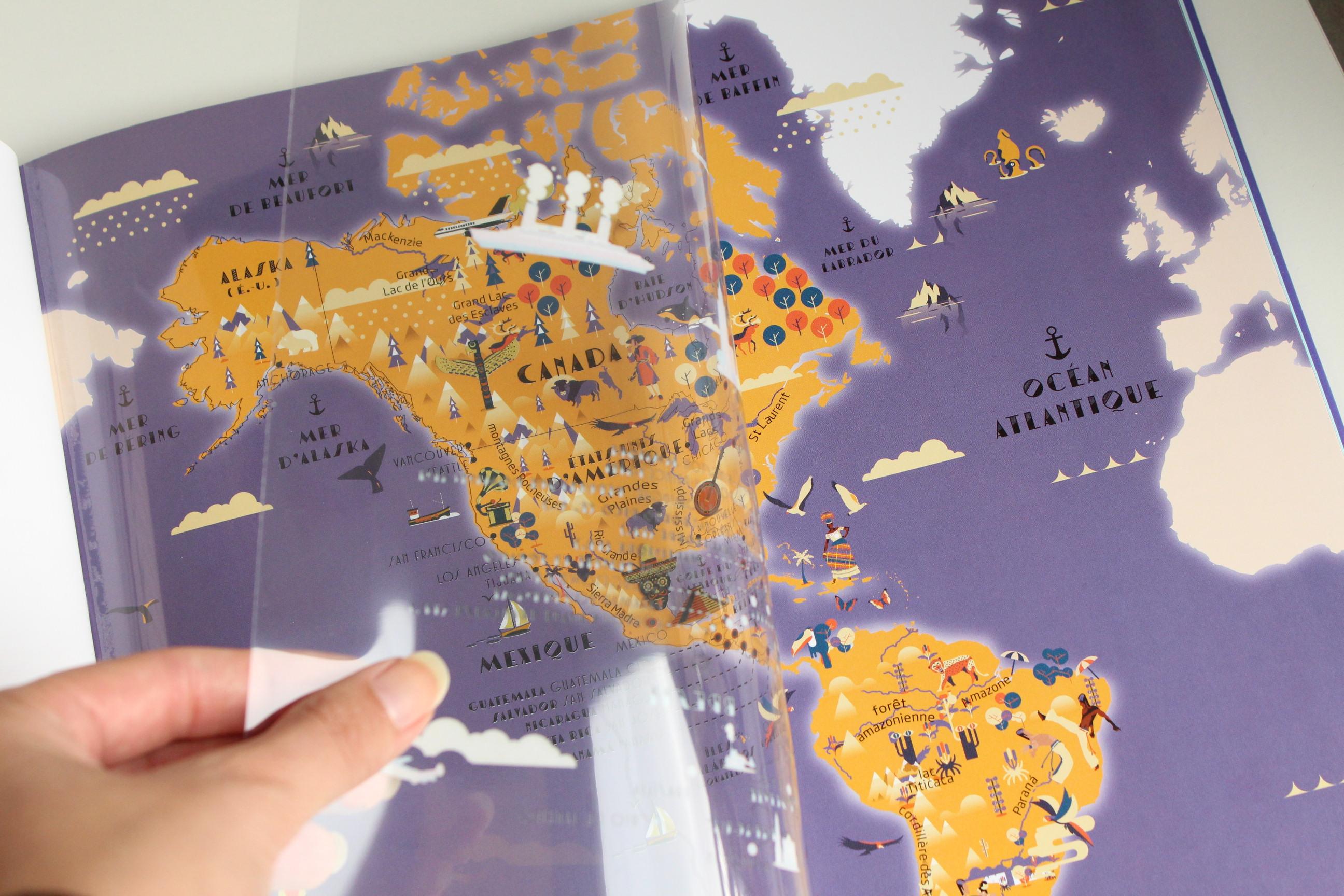 Faire Voyager Les Enfants Avec Des Livres Sur Pays Et Villes