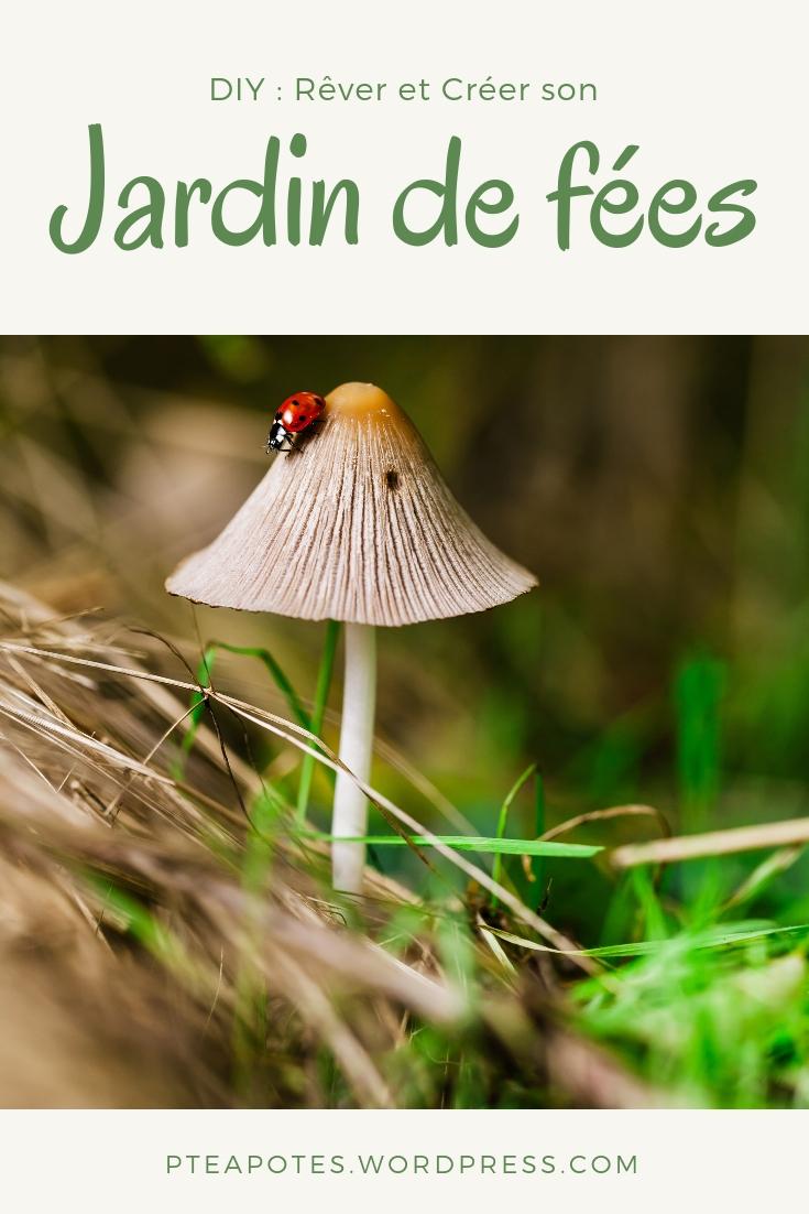 FéesMonde La Diy Jardin De Pour Laisser Un Entrer Miniature ED2WH9I