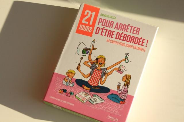 debordee-organiser-livre-jeu-carte-famille-coach-methode-aide-fun-amusant-pratique-guide-barbara-meyer