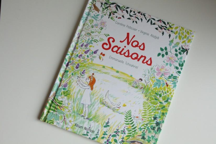 livre-lecture-nathan-jeunesse-nos-saisons-histoire-vie-amour-rencontre-cycle-hiver-printemps-petits-plaisirs-moments-instants-joli