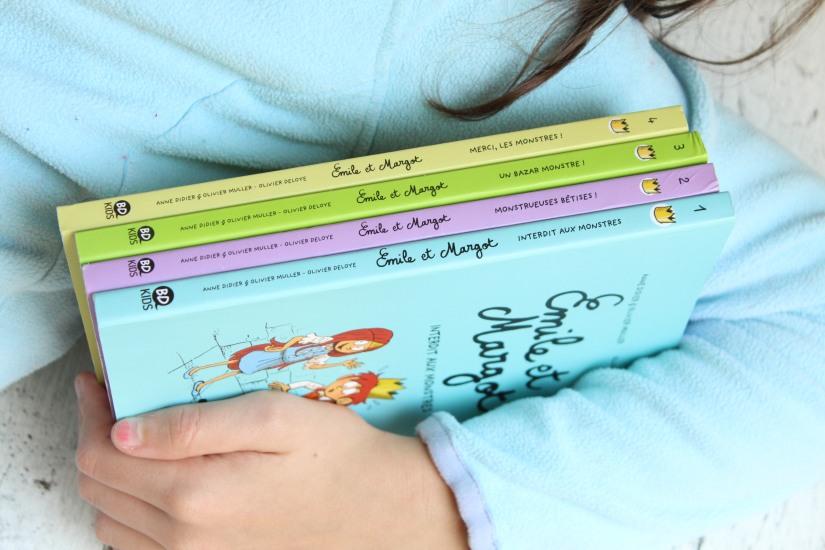 La Selection De 8 Livres Romans Bd D Une Fille De 10 11