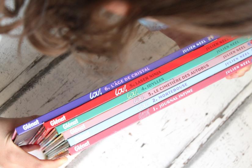 selection-livre-bd-enfant-fille-10-11-cm1-cm2-6eme-jeunesse-jeune-litterature-lecture-aventure-journal-intime-enquete-Lou-collection-titres-volume