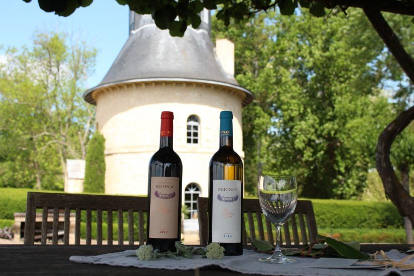 chateau-reignac-oenotourisme-gironde-bordeaux-vin-wine-chai-degustation-tonneau-tonnellerie-fabrication-decouverte-visite-bateau-garonne-fleuve-verre-rouge-blanc (17)