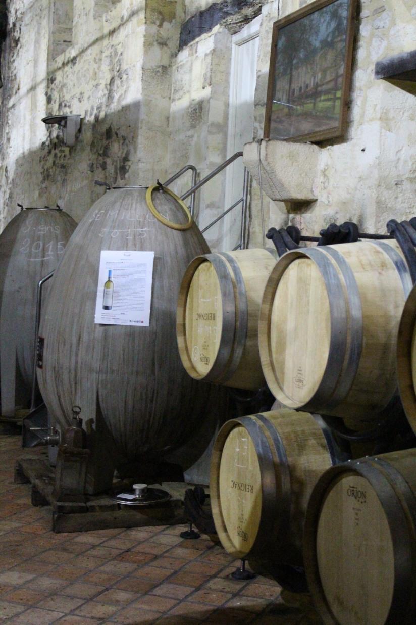 chateau-reignac-oenotourisme-gironde-bordeaux-vin-wine-chai-degustation-tonneau-tonnellerie-fabrication-decouverte-visite-bateau-garonne-fleuve-verre-rouge-blanc (26)
