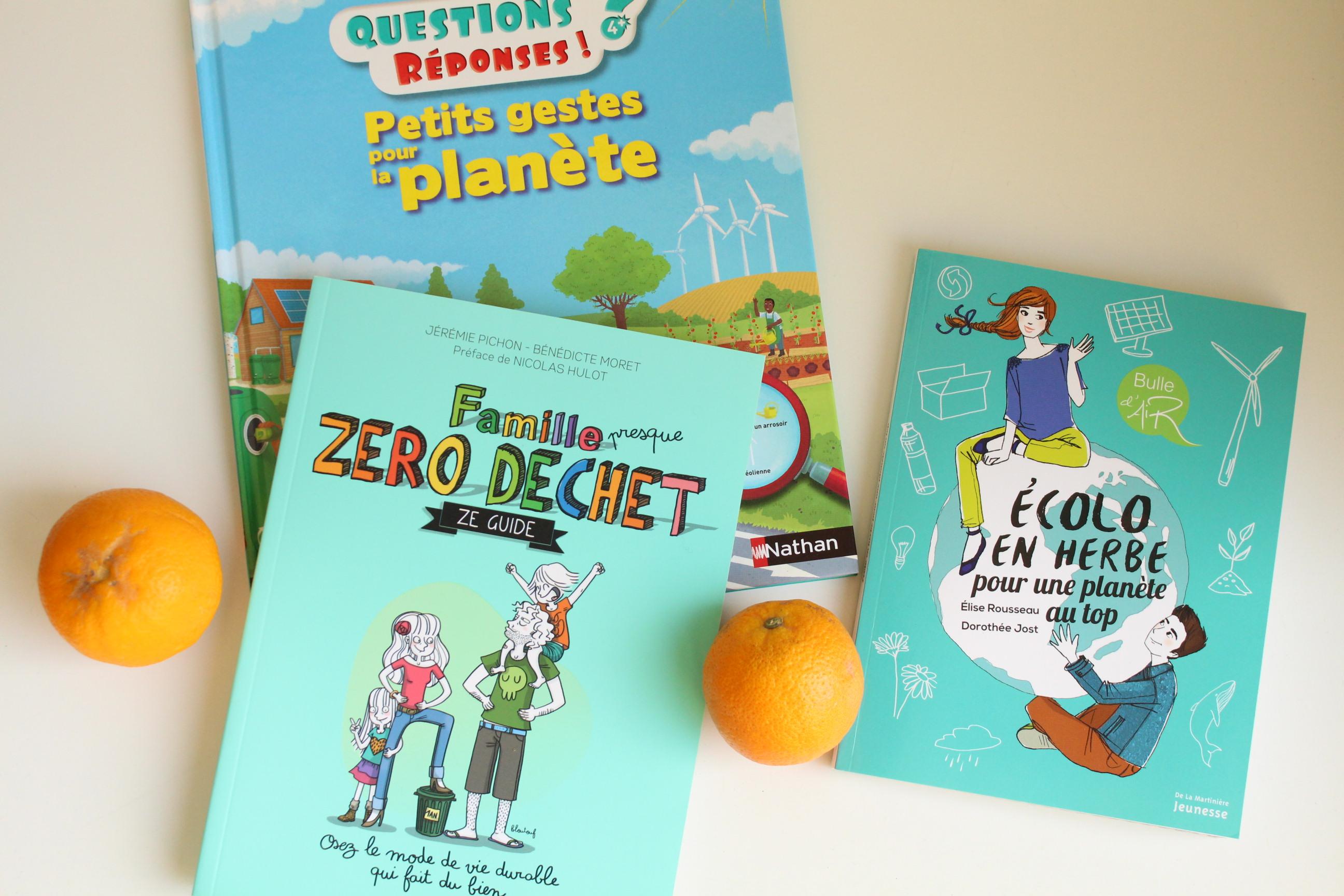3 livres sur l environnement pour la famille tre colo tous ensemble zerodechet. Black Bedroom Furniture Sets. Home Design Ideas