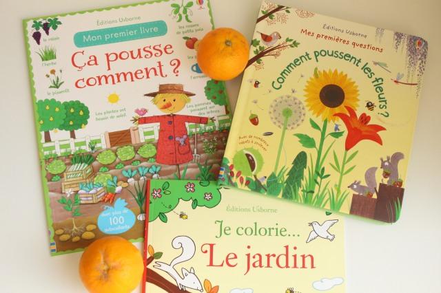 Tous au jardin avec des livres explicatifs pour les for Tous pour le jardin