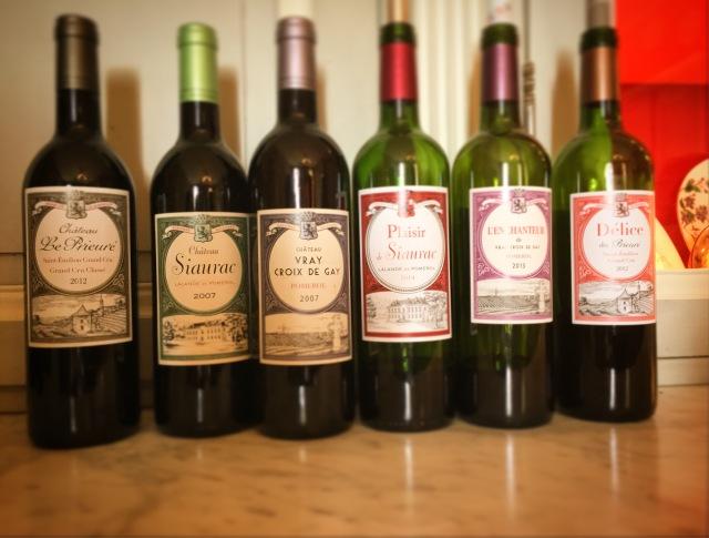 Oenotourisme vins for Chambre wine