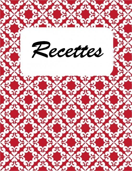 Recettes-book-cahier-maison