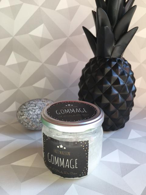 Connu DIY : Un gommage tout doux à l'huile de coco, 100% naturel pour un  FQ36