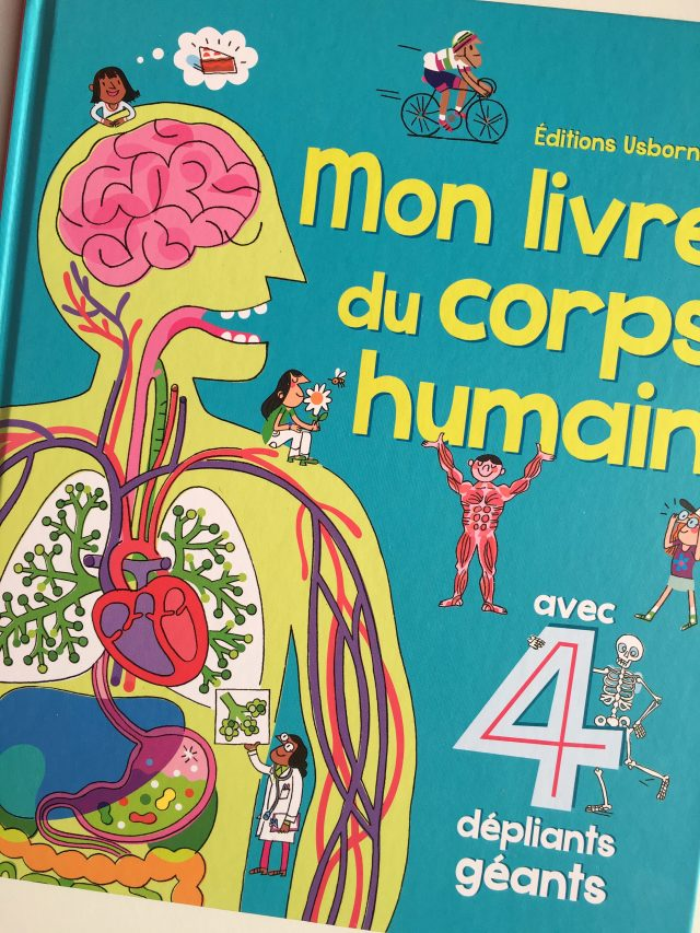 Nos histoires du mois lecture en famille pour raconter for A l interieur du corps humain