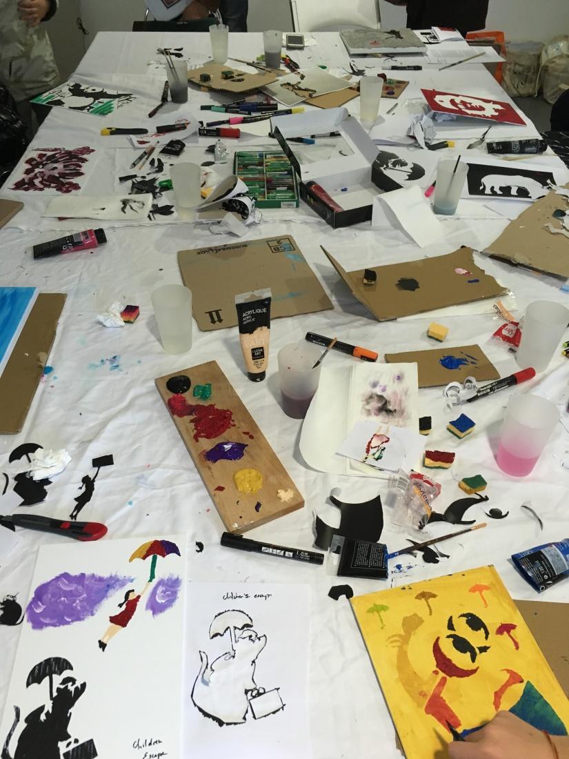 atelier-banksy-institut-bernard-magrez-kids-pochoir-streetart-bordeaux-pteapotes-41