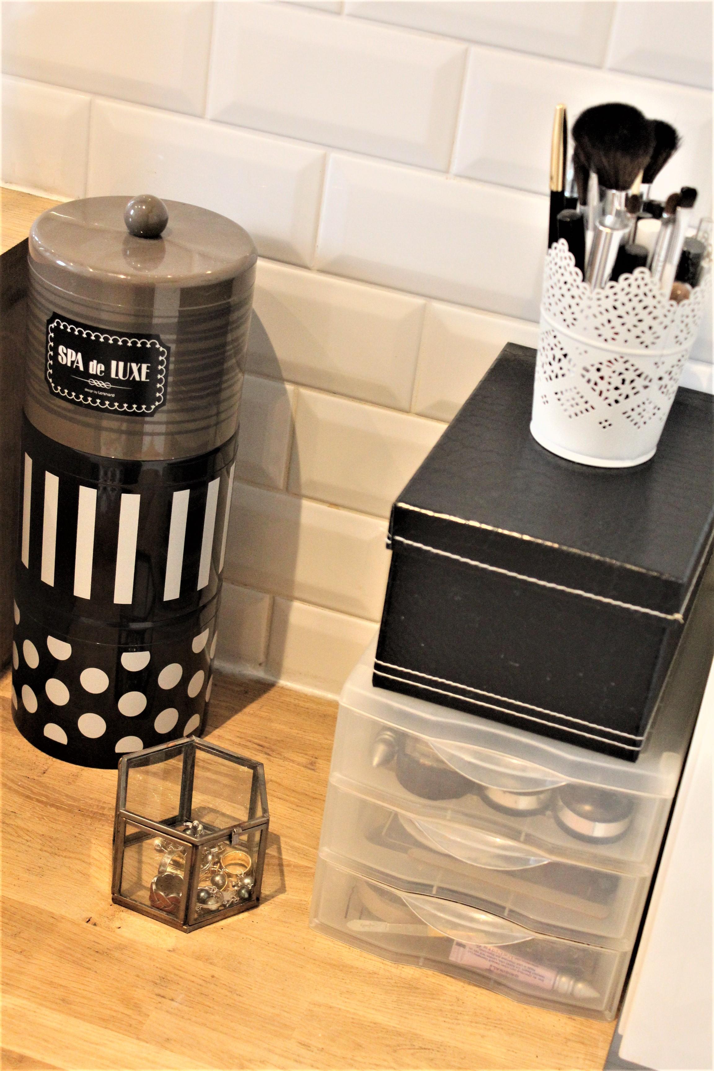 rendez vous d co la r novation de la salle de bain avant. Black Bedroom Furniture Sets. Home Design Ideas