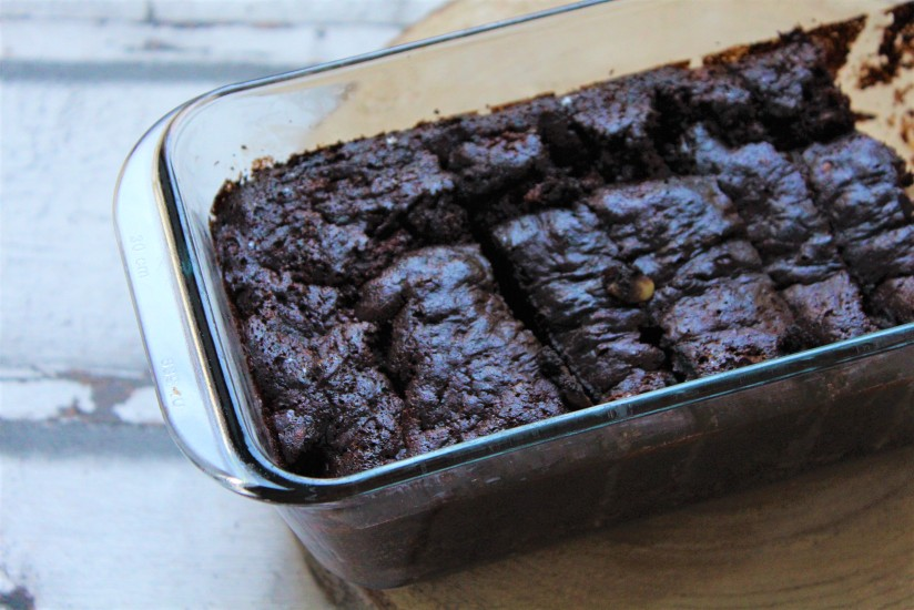 Le gâteau au chocolat ET COURGETTES qui entube tes enfants ...