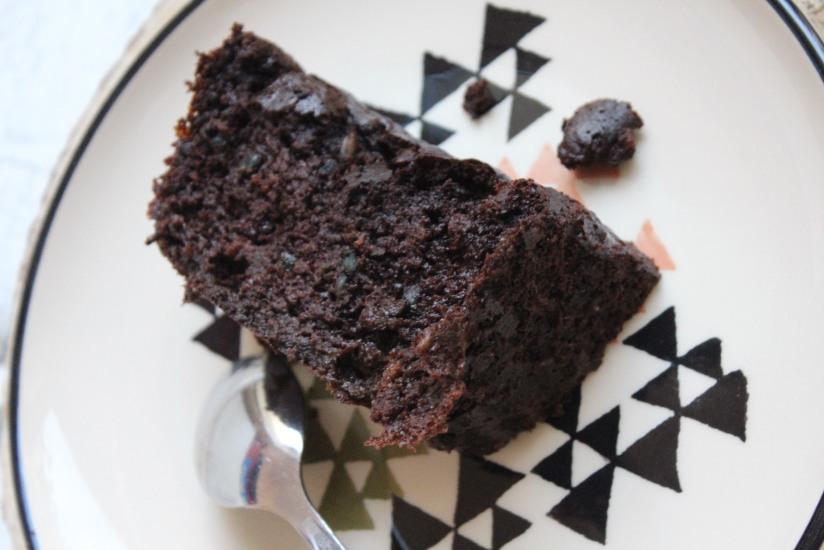 le gâteau au chocolat et courgettes qui entube tes enfants pour
