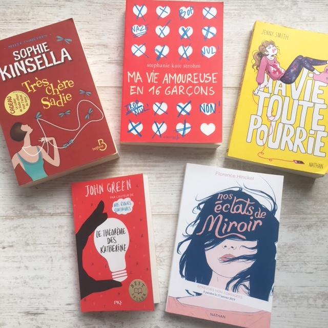 Quel Livre Choisir Pour Une Ado De 13 Ans 5 Lectures Validees Par Ma Fille
